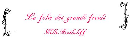 One-Shot n°93 de MlleHeathcliff