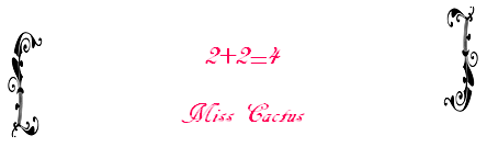 Two-Shot n°8 de Miss Cactus