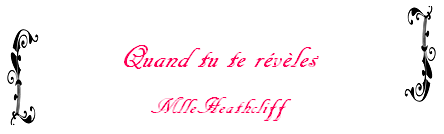 One-Shot n°110 de MlleHeathcliff