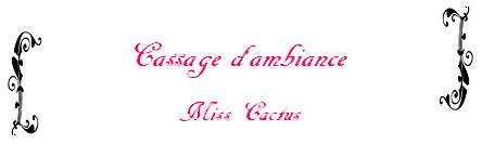 Ficlet n°4 de Miss Cactus