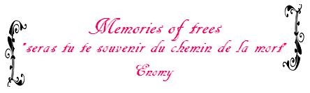Fanfiction n°54 de Enomy
