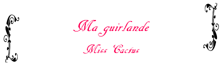 One-Shot n°132 de Miss Cactus