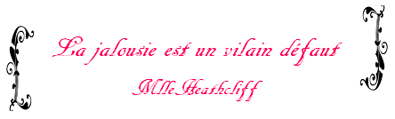 One-Shot n°146 de MlleHeathcliff