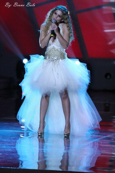 A ju ka pelqy ku fustan i Argjentinës në Kënga Magjike?