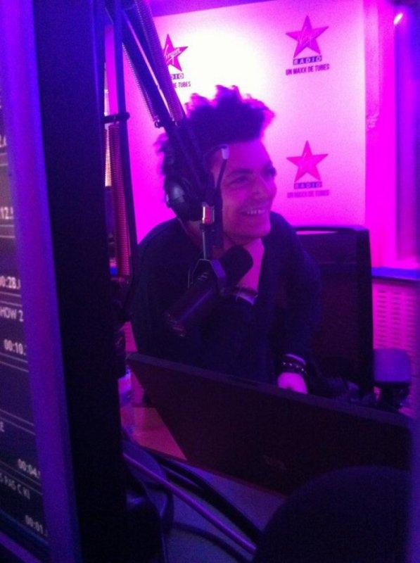 Kev' adams à la télé et à la radio