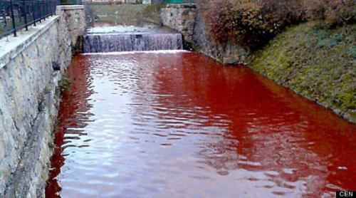 Rivière de Sang