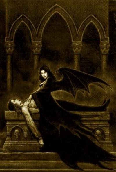 Le Vampire, Charle Baudelaire