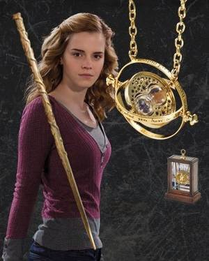 Retourneur de temps et baguette d 39 hermione blog de - Baguette harry potter pas cher ...