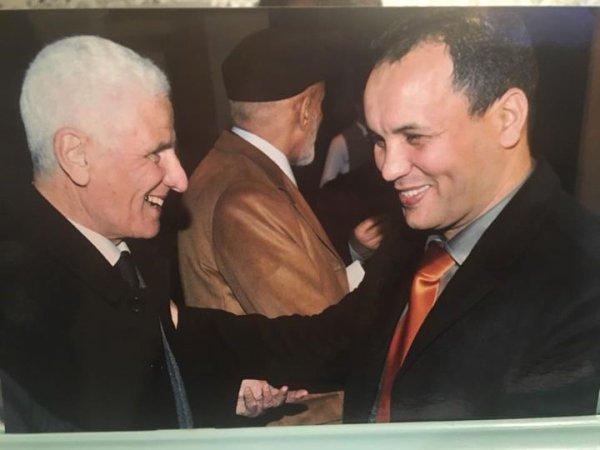 الله يشافيك السي الحاج نودير