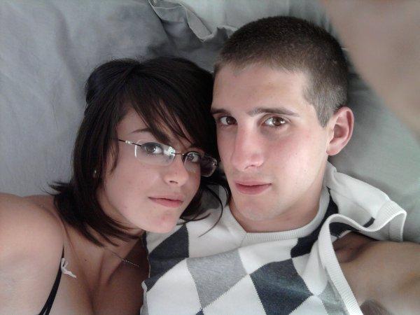 Clément et Mégane ; ℒe début d'une histoire sans fin ♥