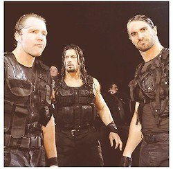 The Shield wwe ♥