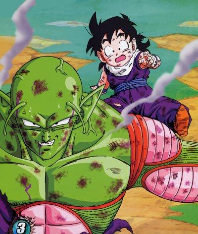 Le sacrifice de Piccolo