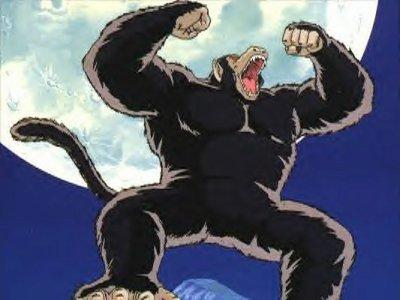 Gohan Gorille Géant