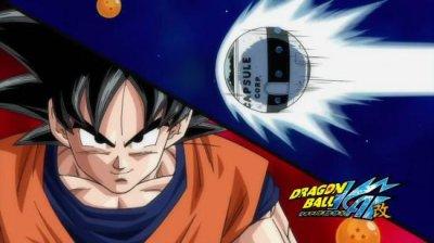 Goku est rétablie