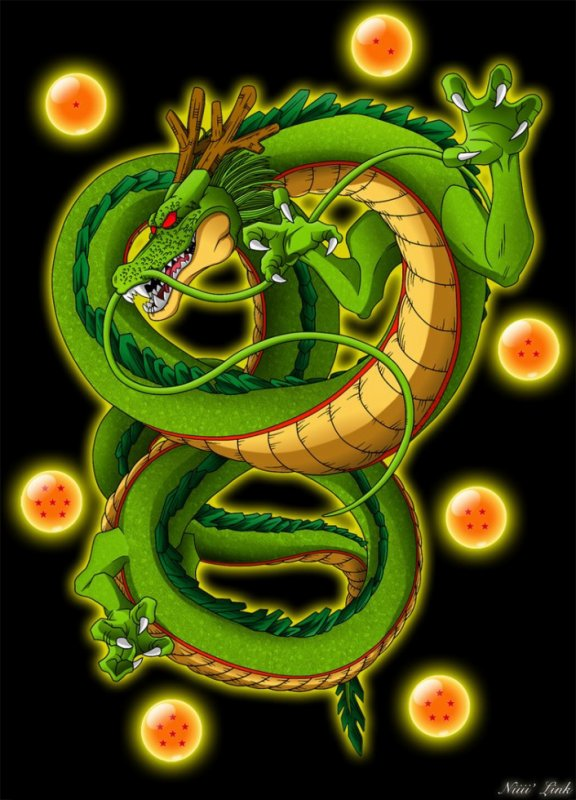 La légende des Dragon Balls
