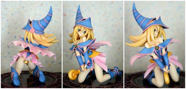 La magicienne des ténèbres