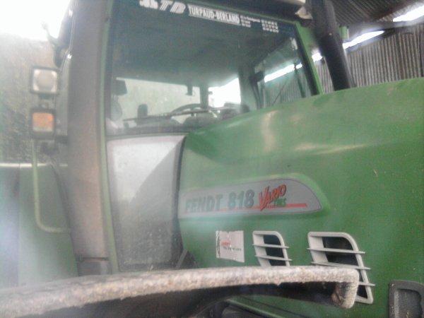 2 beaux tracteur