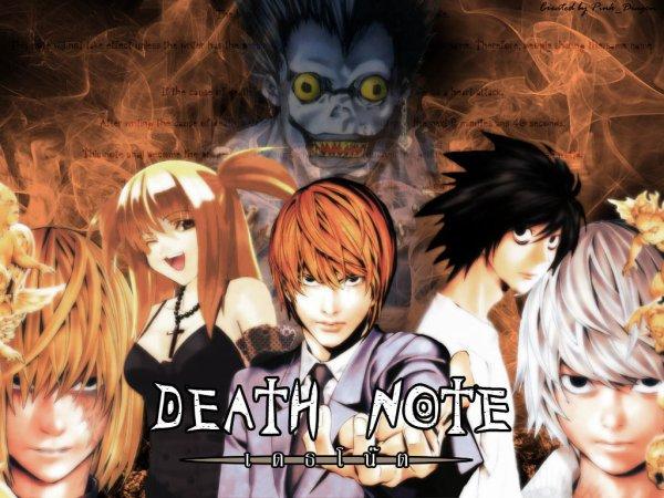 death note otre manga trop bien !!!!!!!