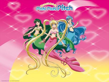 !!!!! mermaid melody !!!! + hippo le pingoin