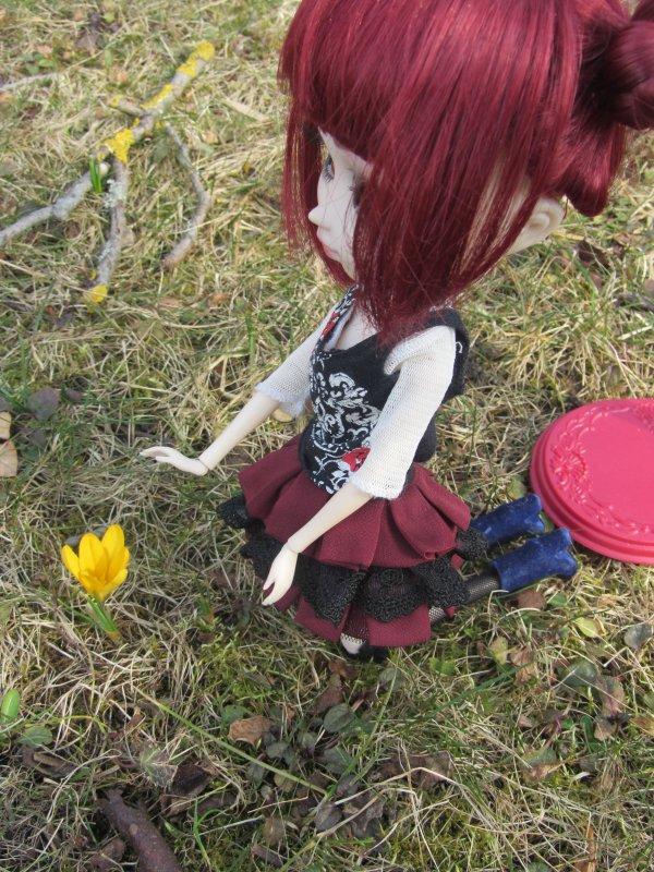 scéance 3 : visite du jardin