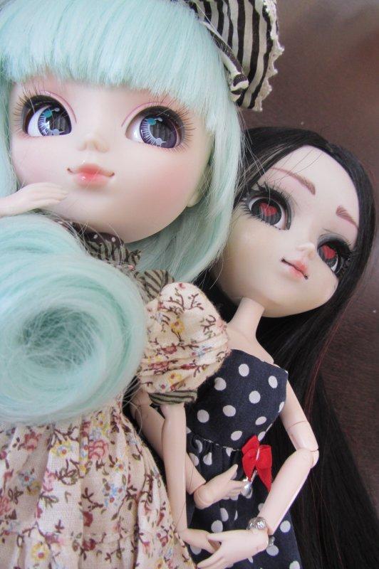 séance de natsume et Tsuki