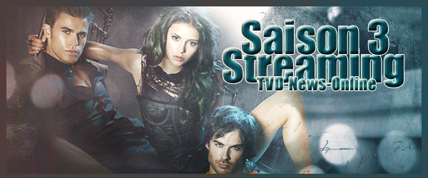 Streaming Saison 3 VOST