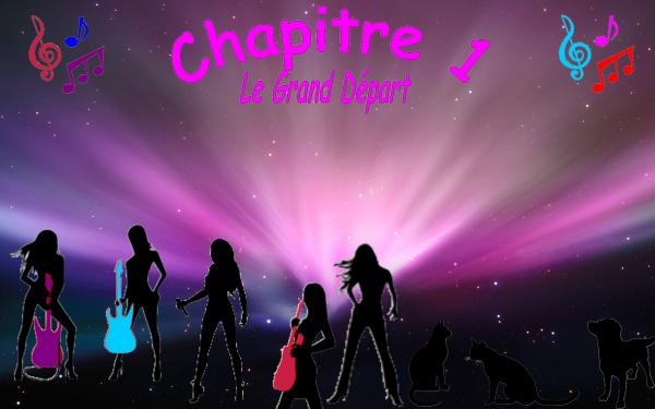 Chapitre 1 - Le Grand Départ