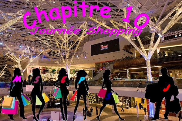 Chapitre 10 - Journee Shopping