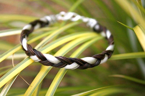 bracelets en crin magaly