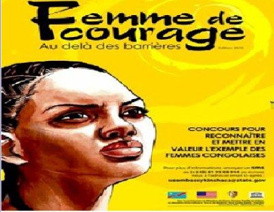 """"""" Prix Femme de Courage """" : Madeleine Efinole remporte la 2ème édition"""