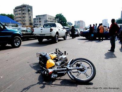 Sud-Kivu : Des taxis motos servent de corbillards