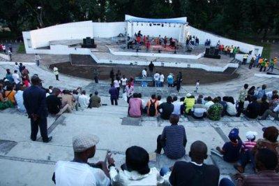 Le Théâtre de verdure de Kinshasa ferme ses portes