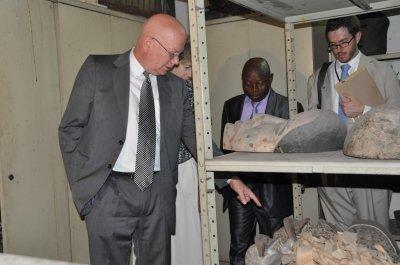 Kinshasa: L'Ambassade des Usa finance réhabilitation des Musées Nationaux