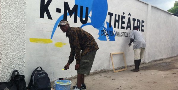 K-MU Théâtre donne  l'expression aux artistes