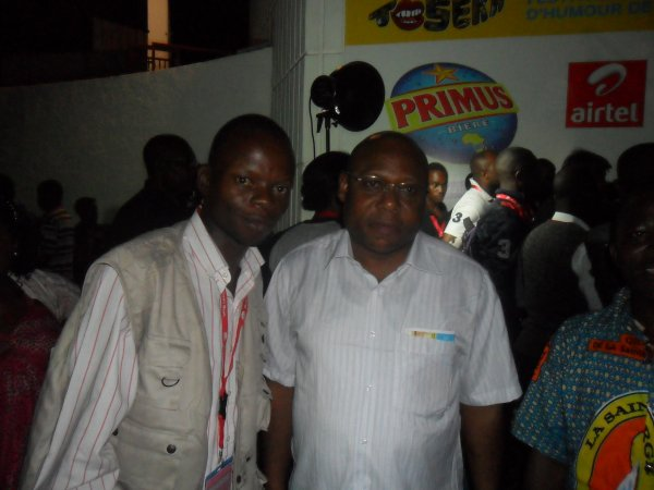 Festival Toseka à Kinshasa