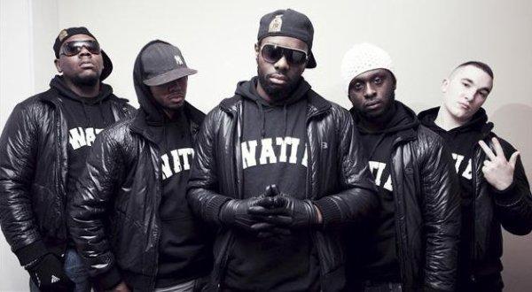 1èr septembre : Sexion d'Assaut en concert à Kinshasa