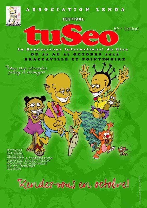 """TuSeo 2012: """"Planter un arbre, c'est renouveller le sourire"""""""