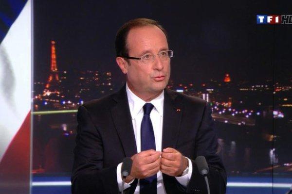 "François Hollande: ""la situation de la démocratie de la RDC est inacceptable (...)"""
