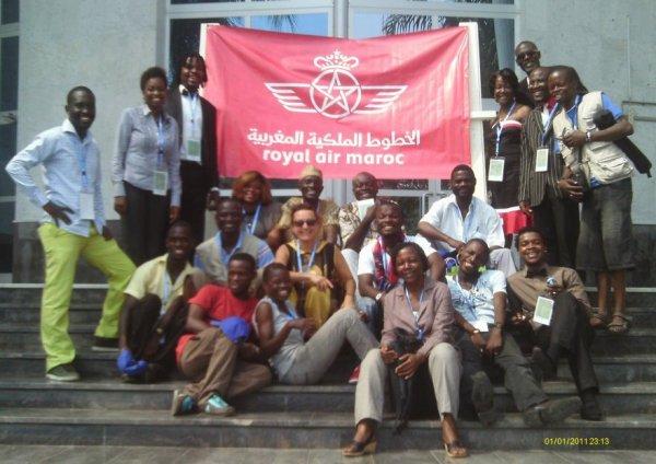 Festival tuSeo: Brazzaville au carrefour de l'humour