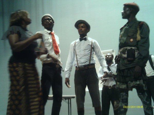 Festival tuSeo 2012 a réussi sa rénaissance à Brazzaville