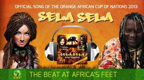 """Sela Sela"", chanson officielle de la CAN 2013"
