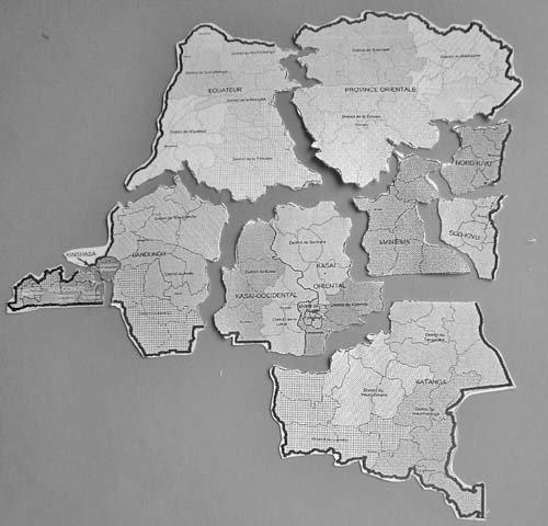 A lire: « La RDC face au complot de balkanisation et d'implosion »