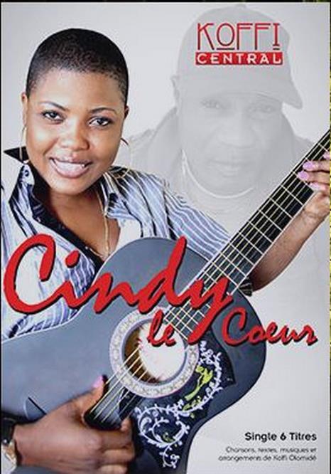 Koffi Olomidé produit Cindy bientôt dans le bac