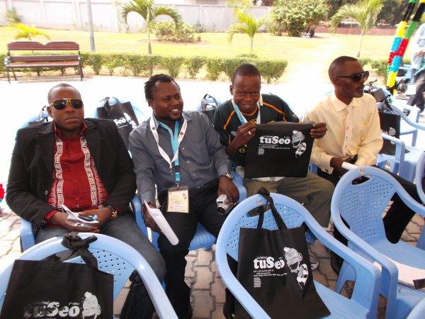Brazzaville brille aux couleurs du Festival du rire,TuSeo 2013