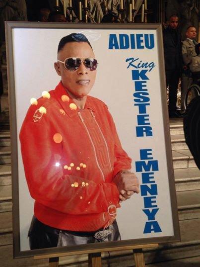 La Sape en fête à Kinshasa pour honorer King Kester