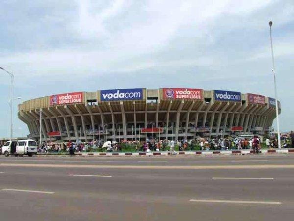 Stade de Martyrs ouvert en Juillet 2015 !