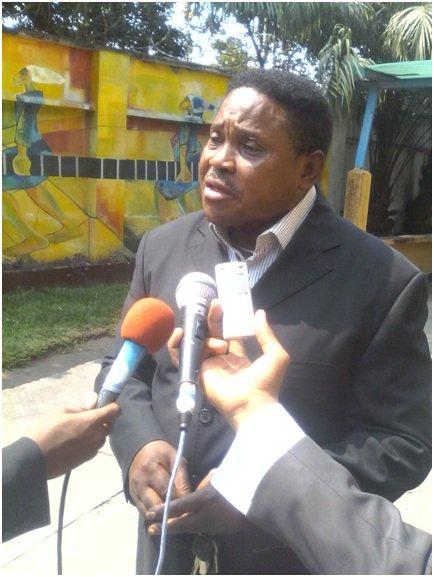Verkys Kiamwangana à la tête d'une SOCODA tumultueuse !