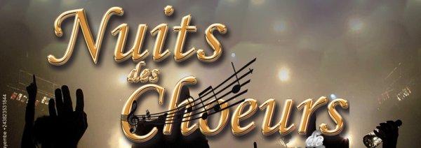 """15 Chorales au rendez-vous des """"Nuits des choeurs"""" au Théâtre de Verdure"""