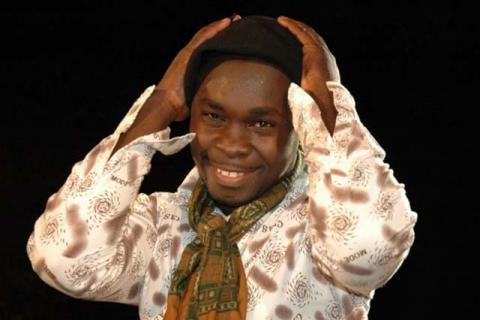 """Omar Defunzu : """"les homristes africains apportent un autre regard de l'Afrique..."""""""