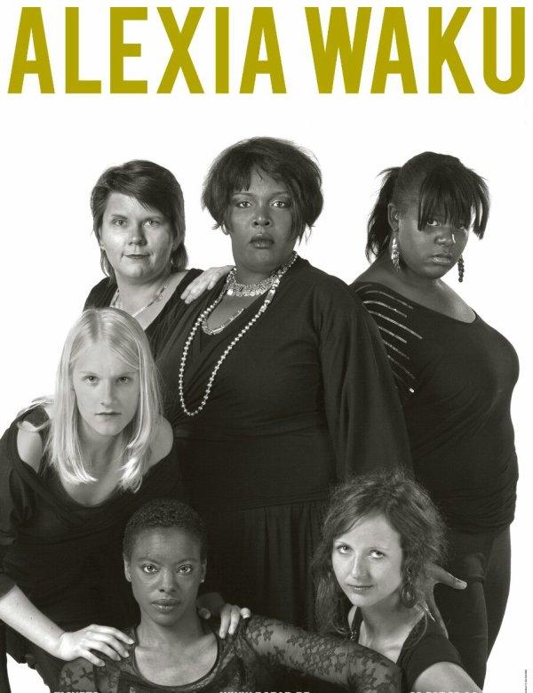 """Hommage aux femmes noires dans """"Black Magic Women""""  d'Alexia Waku"""